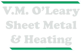 V. M. O'Leary Sheet Metal & Heating service in Arlington Heights, Barrington, Cary, Crystal Lake, Elgin & Palatine, IL